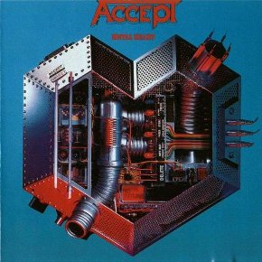 Metal Heart -  Accept